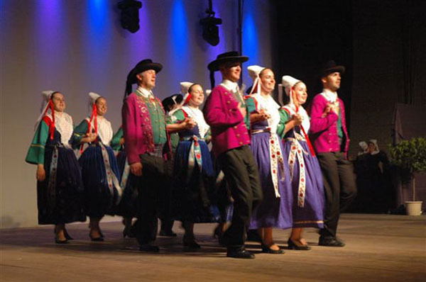 foto's internationaal folklore festival